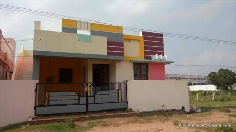 400 sqft, 1 bhk Villa in Tamilnadu Colony Extn I Chengalpattu, Chennai at Rs. 14.4000 Lacs