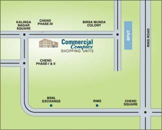 150 sqft, 1 bhk Apartment in Builder BIRSAMUNDA COMMERCIAL COMPLEX Chhend Colony, Rourkela at Rs. 10000