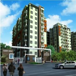 1285 sqft, 2 bhk Apartment in Sukriti Sai Abhishek Residency Mohanlalganj, Lucknow at Rs. 28.2700 Lacs