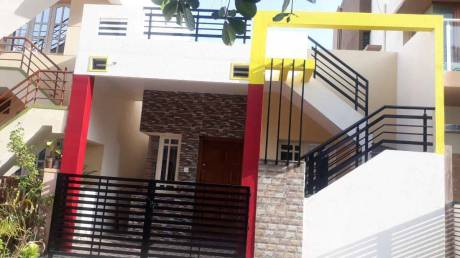600 sqft, 2 bhk IndependentHouse in Builder Project Vijayanagar, Mysore at Rs. 48.0000 Lacs
