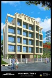 387 sqft, 1 bhk Apartment in Sambhav Deep Devansh 2 Karanjade, Mumbai at Rs. 35.5000 Lacs