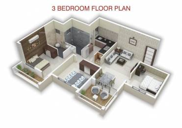 921 sqft, 2 bhk Apartment in Builder sai krishna hudkeshwar Hudkeshwar Road, Nagpur at Rs. 25.1086 Lacs
