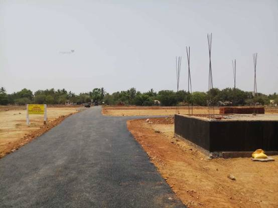 1500 sqft, Plot in Builder SAIRAM DEVELOPERS Pattukkottai Bus Stand Road, Thanjavur at Rs. 7.5000 Lacs