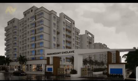 416 sqft, 1 bhk Apartment in Builder PARAMOUNT ENCLEVE PALGHAR WEST Palghar, Mumbai at Rs. 13.5100 Lacs