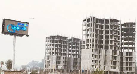 1080 sqft, 3 bhk Apartment in Excella Kutumb Bakkas, Lucknow at Rs. 31.4900 Lacs