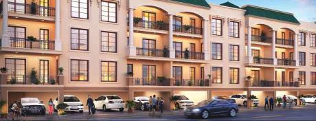 1359 sqft, 2 bhk BuilderFloor in Omaxe Metro City Mohanlalganj, Lucknow at Rs. 39.0800 Lacs