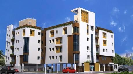 1215 sqft, 3 bhk Apartment in Bricktowers Group & Meharia Group Windsor Residence Picnic Garden, Kolkata at Rs. 63.7875 Lacs