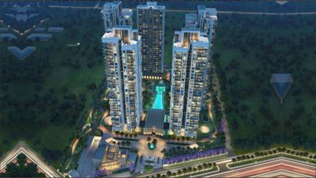 2095 sqft, 3 bhk Apartment in Conscient Hines Elevate Sector 59, Gurgaon at Rs. 2.2000 Cr
