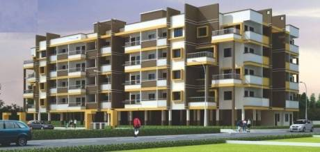950 sqft, 2 bhk Apartment in Noble Nakshatra Wing D Phase 1 Part A Wagdara, Nagpur at Rs. 24.0000 Lacs