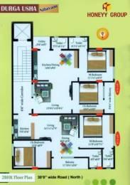 810 sqft, 2 bhk Apartment in Builder Usha durga nilayam PM Palem Main, Visakhapatnam at Rs. 30.0000 Lacs