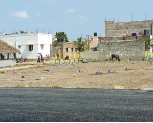 1200 sqft, Plot in Builder Madras city properties golden paradise Gerugambakkam, Chennai at Rs. 38.0000 Lacs