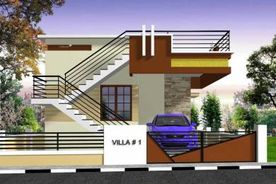 1100 sqft, 2 bhk Villa in Builder Project Mangalore Highway, Mangalore at Rs. 35.0000 Lacs