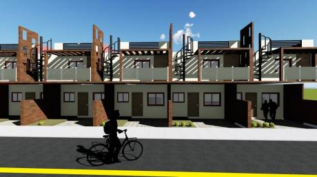 1100 sqft, 3 bhk IndependentHouse in Builder Dream Homes Amlihdih, Raipur at Rs. 32.9900 Lacs