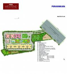 1425 sqft, 2 bhk Apartment in Purva Star Properties Private Limited Westend 2 Block F  Hosur, Bangalore at Rs. 1.0000 Cr