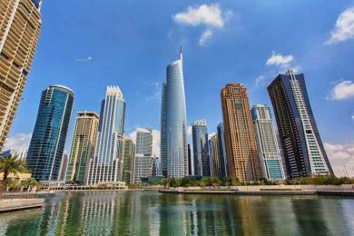 950 sqft, 2 bhk Apartment in Builder Project Jumeirah Lake Towers, Dubai at Rs. 3.4000 Cr