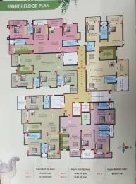 1560 sqft, 3 bhk Apartment in Builder OAKLAND PARK Van Vrindavan Colony, Ranchi at Rs. 49.9200 Lacs