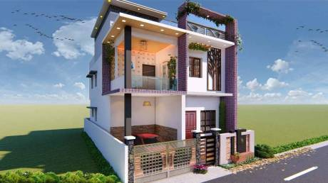 1235 sqft, 3 bhk Villa in Builder sria villas Tiruvancheri, Chennai at Rs. 75.0000 Lacs