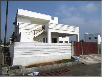 1300 sqft, 2 bhk Villa in Greenfield Green Fields Crown City Kovilpalayam, Coimbatore at Rs. 39.0000 Lacs