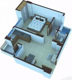 355 sqft, 1 bhk Apartment in SSBC Prangan Sanganer, Jaipur at Rs. 9.0000 Lacs