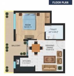 500 sqft, 1 bhk Apartment in Builder Project L Zone Delhi, Delhi at Rs. 17.2500 Lacs