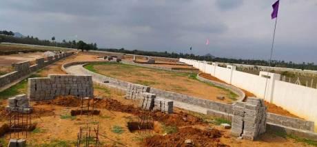 1818 sqft, Plot in Builder Nandanavanam Satvika Duvvada Railway Station Road, Visakhapatnam at Rs. 25.6540 Lacs