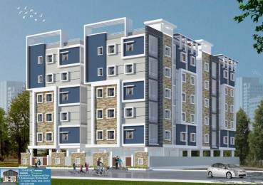 1100 sqft, 2 bhk Apartment in Builder Project Mallampet, Hyderabad at Rs. 34.1000 Lacs