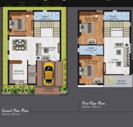 2000 sqft, 3 bhk Villa in Builder Project Madhurawada, Visakhapatnam at Rs. 1.4000 Cr
