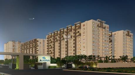 1035 sqft, 2 bhk Apartment in Builder Mahendra Aarna jpp Electronic City Phase 2, Bangalore at Rs. 59.0000 Lacs