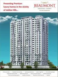 1950 sqft, 3 bhk Apartment in Aditya Beaumont Shaikpet, Hyderabad at Rs. 1.4700 Cr