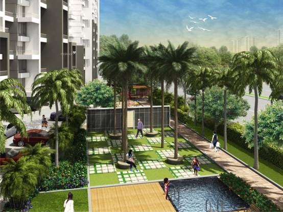 650 sqft, 1 bhk Apartment in Majestique City Building F Wagholi, Pune at Rs. 24.5000 Lacs