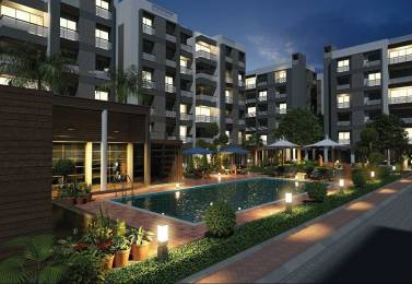 1200 sqft, 3 bhk Apartment in Builder Project gota SG higway, Ahmedabad at Rs. 14000