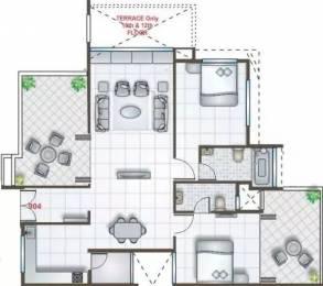 1313 sqft, 2 bhk Apartment in Karda Hari Vishwa Pathardi Phata, Nashik at Rs. 45.0000 Lacs
