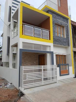 1200 sqft, 3 bhk IndependentHouse in Builder Bhanu palms Channasandra, Bangalore at Rs. 55.5000 Lacs