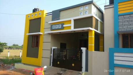 976 sqft, 2 bhk IndependentHouse in Builder Project Dindigul Vellodu Madurai Road, Madurai at Rs. 36.0000 Lacs