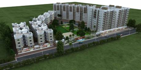 805 sqft, 2 bhk Apartment in Builder Project Hingna, Nagpur at Rs. 19.3000 Lacs