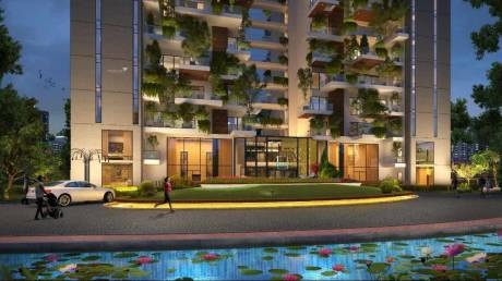 1666 sqft, 3 bhk Apartment in Builder 1OAK ATMOS Shaheed Path, Lucknow at Rs. 69.9700 Lacs