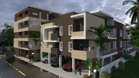 1000 sqft, 2 bhk Apartment in Builder Green field Maple Apartment Kalapatti, Coimbatore at Rs. 50.0000 Lacs
