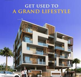 1835 sqft, 4 bhk Apartment in Builder Balaji Residency Ratu Road, Ranchi at Rs. 74.0650 Lacs