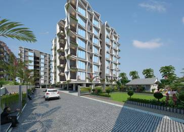 1000 sqft, 2 bhk Apartment in Builder Aashutosh realesate Dindoli, Surat at Rs. 22.0000 Lacs