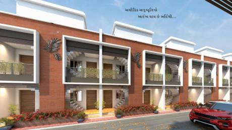 928 sqft, 2 bhk IndependentHouse in Builder Aashutosh anjani nandan Dindoli, Surat at Rs. 25.5100 Lacs