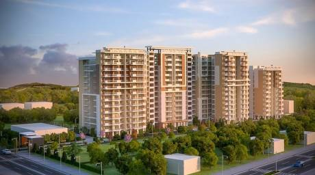 2020 sqft, 3 bhk Apartment in Alliance The Eminence Shatabgarh, Zirakpur at Rs. 84.9000 Lacs