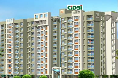 1300 sqft, 2 bhk Apartment in Builder CIDBI CEDAR apartment Thrissur 5 Jubilee Mission Road, Thrissur at Rs. 60.0000 Lacs