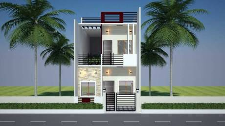 1328 sqft, 3 bhk IndependentHouse in Amrit Pebble Bay Phase II Bagmugalia, Bhopal at Rs. 40.0000 Lacs
