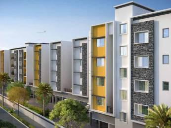 1219 sqft, 2 bhk Apartment in Casagrand Woodside Manapakkam, Chennai at Rs. 62.1690 Lacs