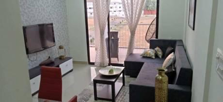 980 sqft, 2 bhk Apartment in Pushkar Spring Garden Phase 2 Wanadongri, Nagpur at Rs. 24.7300 Lacs