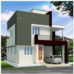 1520 sqft, 3 bhk Villa in Builder Project Chandranagar, Palakkad at Rs. 35.0000 Lacs