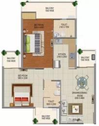 1190 sqft, 2 bhk Apartment in Divyansh Onyx Lal Kuan, Ghaziabad at Rs. 31.5350 Lacs