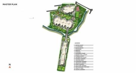 1147 sqft, 2 bhk Apartment in Builder BRIGADE Gardens Luxurious Apartments Banashankari, Bangalore at Rs. 75.0000 Lacs