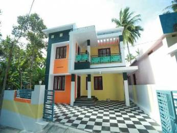 1700 sqft, 3 bhk IndependentHouse in Builder Project Sasthamangalam, Trivandrum at Rs. 85.0000 Lacs