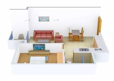 655 sqft, 1 bhk Apartment in Hiranandani Glen Classic Kodigehalli, Bangalore at Rs. 60.0000 Lacs